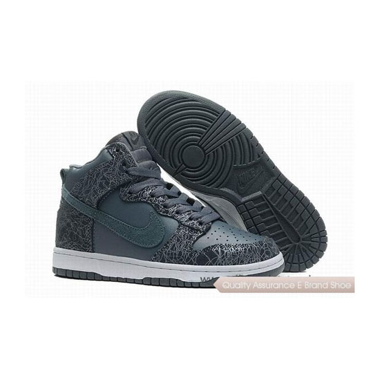 Nike Dunk Pro SB Dark Gray Carved Mens Sneakers