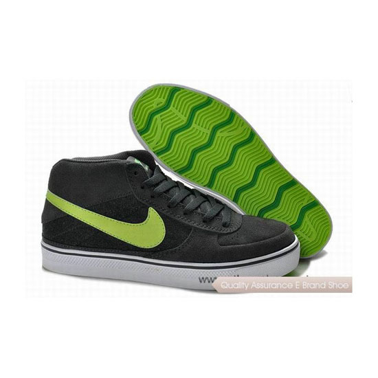 Nike Mavrk Mid2 Dark Grey Green Mens Sneakers