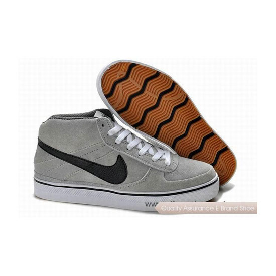 Nike Mavrk Mid2 Grey Black Mens Sneakers