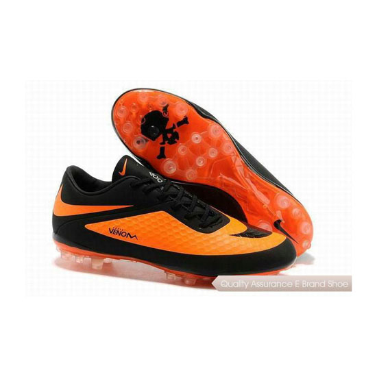 Nike Hypervenom ACC Phantom AG Cleats Black Citrus