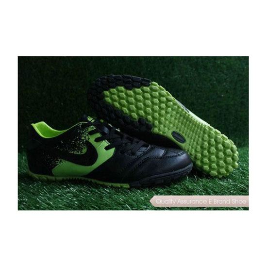 Nike5 Bomba Indoor Soccer Shoes Black Green