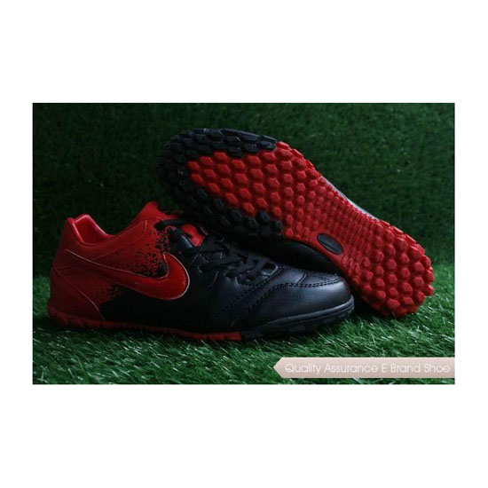 Nike5 Bomba Indoor Soccer Shoes Black Red