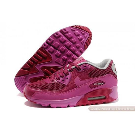 2014 Nike AIR MAX Womens Red Pink