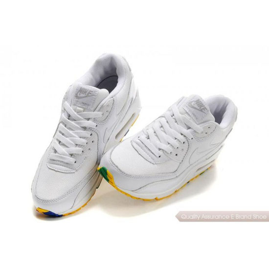2014 Nike AIR MAX Womens White