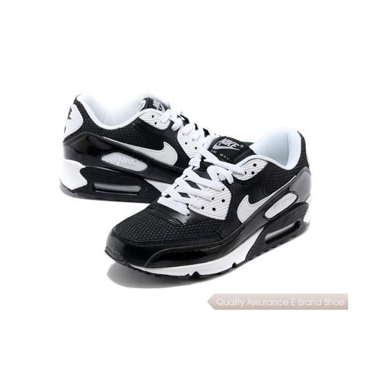 2014 Nike AIR MAX Womens Black White