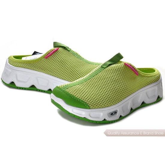 RELAX Salomon RX TRANSPARENCIA 3.0 Womens green