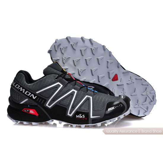 Salomon Mountain Trail-Running SPEEDCROSS 3 gray white