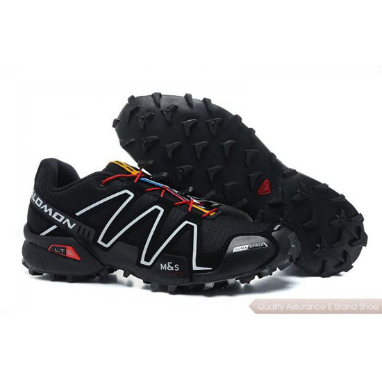 Salomon Mountain Trail-Running Speedcross 3 Mens black
