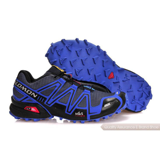 Salomon Mountain Trail-Running SPEEDCROSS 3 Mens blue