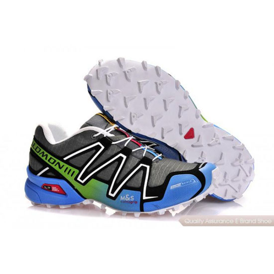 Salomon Mountain Trail-Running Speedcross 3 Mens gray