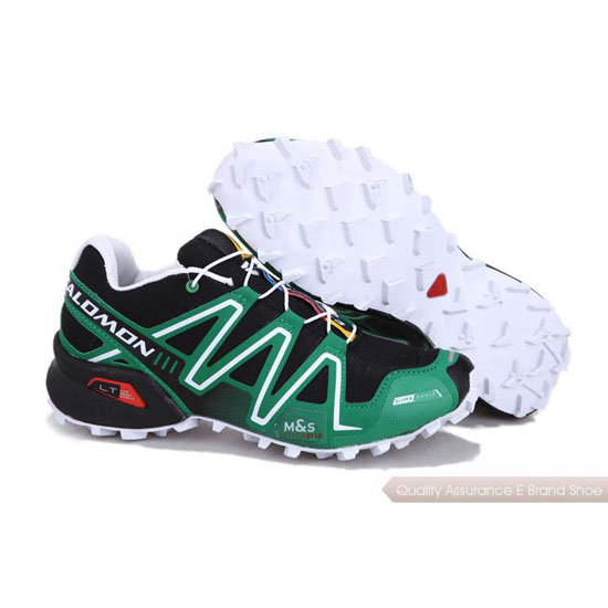 Salomon Mountain Trail-Running SPEEDCROSS 3 Mens green II