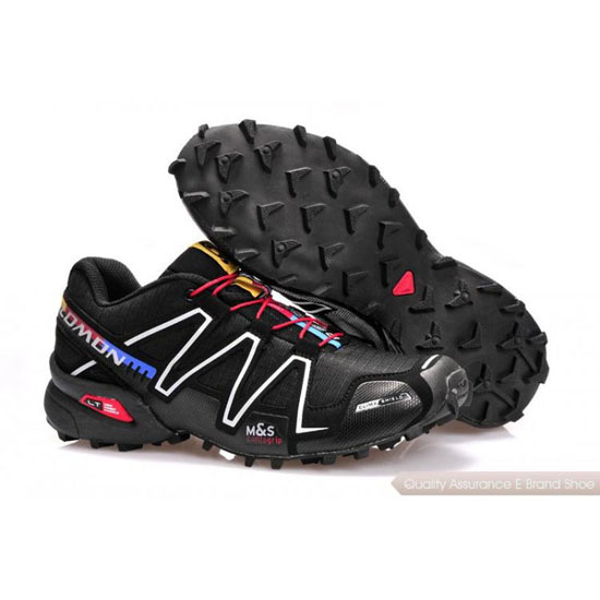 Salomon Mountain Trail-Running Speedcross 3 Mens multi-color