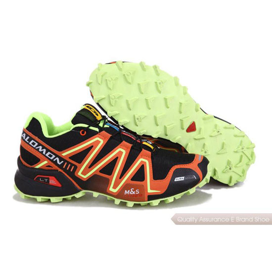 Salomon Mountain Trail-Running SPEEDCROSS 3 Mens orange