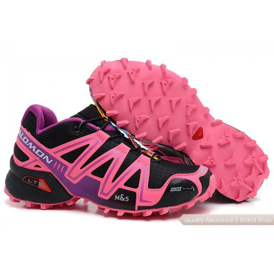 Salomon Mountain Trail-Running Speedcross 3 Mens pink