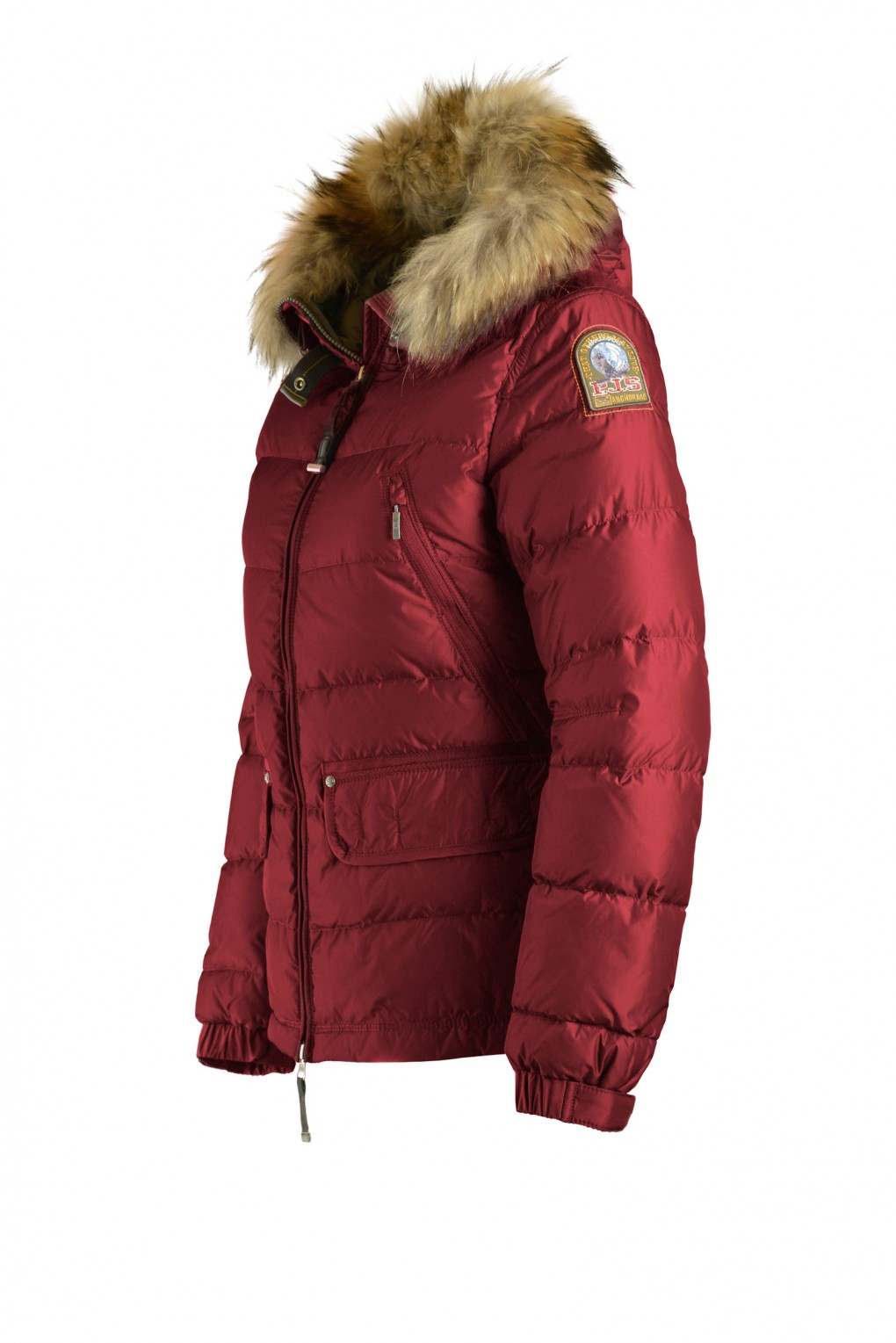 parajumpers ALASKA woman outerwear Red