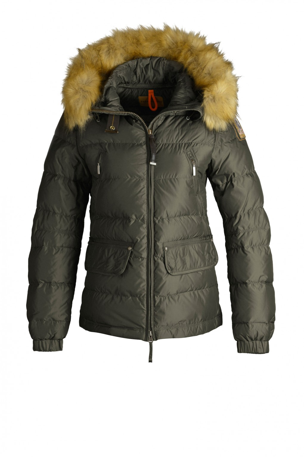 parajumpers ALASKA ECO woman outerwear Army