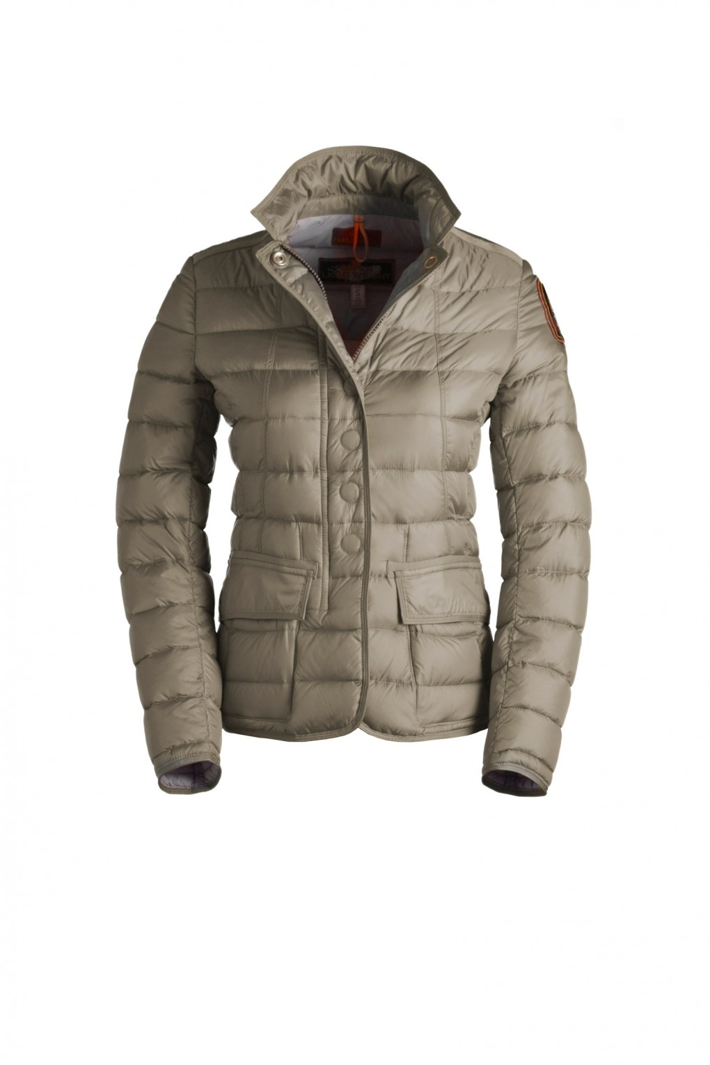 parajumpers ALISEE 6 woman outerwear Cappuccino