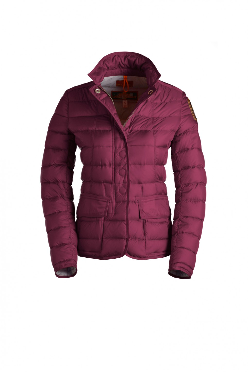 parajumpers ALISEE 6 woman outerwear Fuchsia