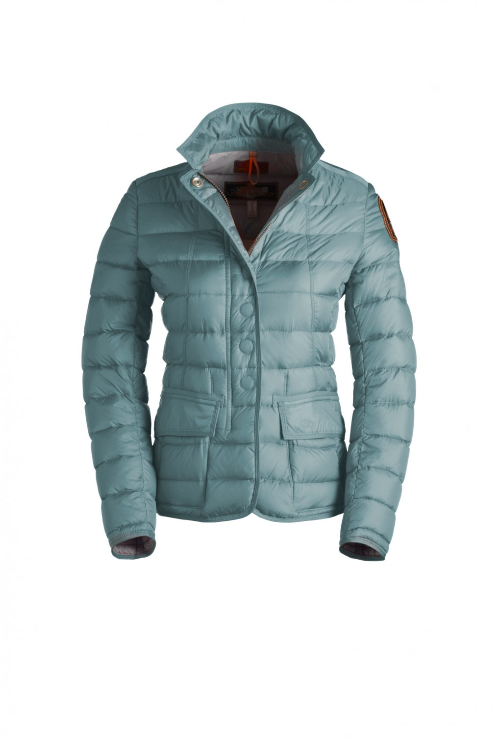 parajumpers ALISEE 6 woman outerwear Aqua
