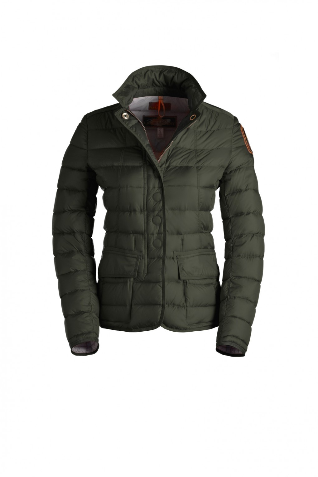 parajumpers ALISEE 6 woman outerwear Army