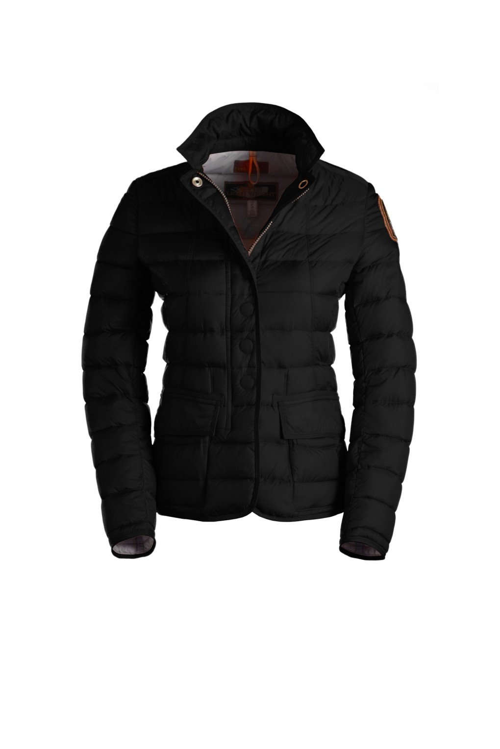 parajumpers ALISEE 6 woman outerwear Black