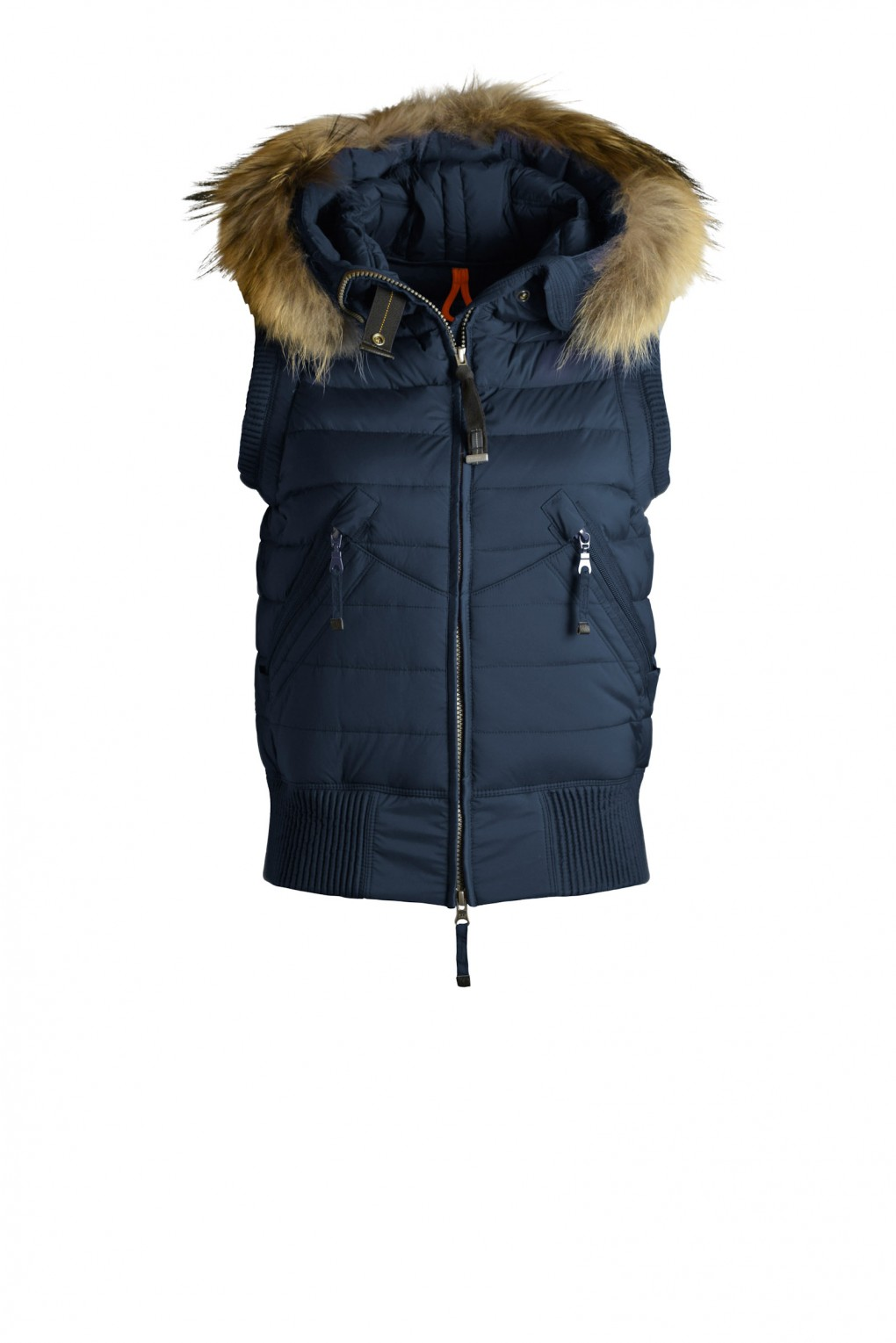 parajumpers BEAR VEST woman outerwear Marine