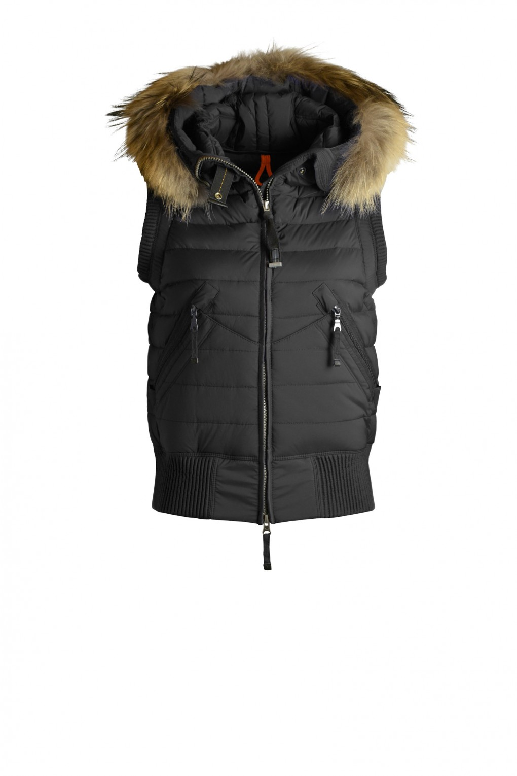 parajumpers BEAR VEST woman outerwear Black
