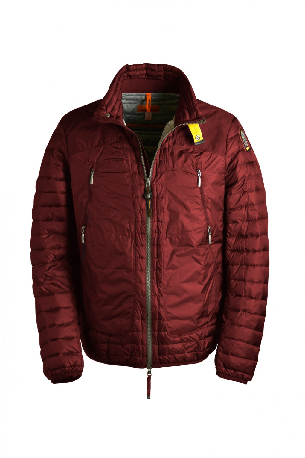 parajumpers GIULY man outerwear Red