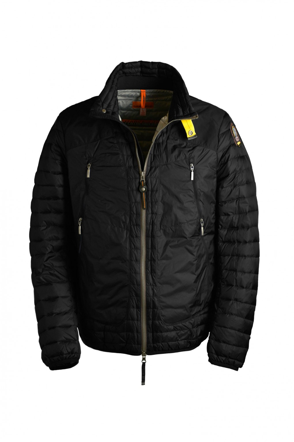 parajumpers GIULY man outerwear Black