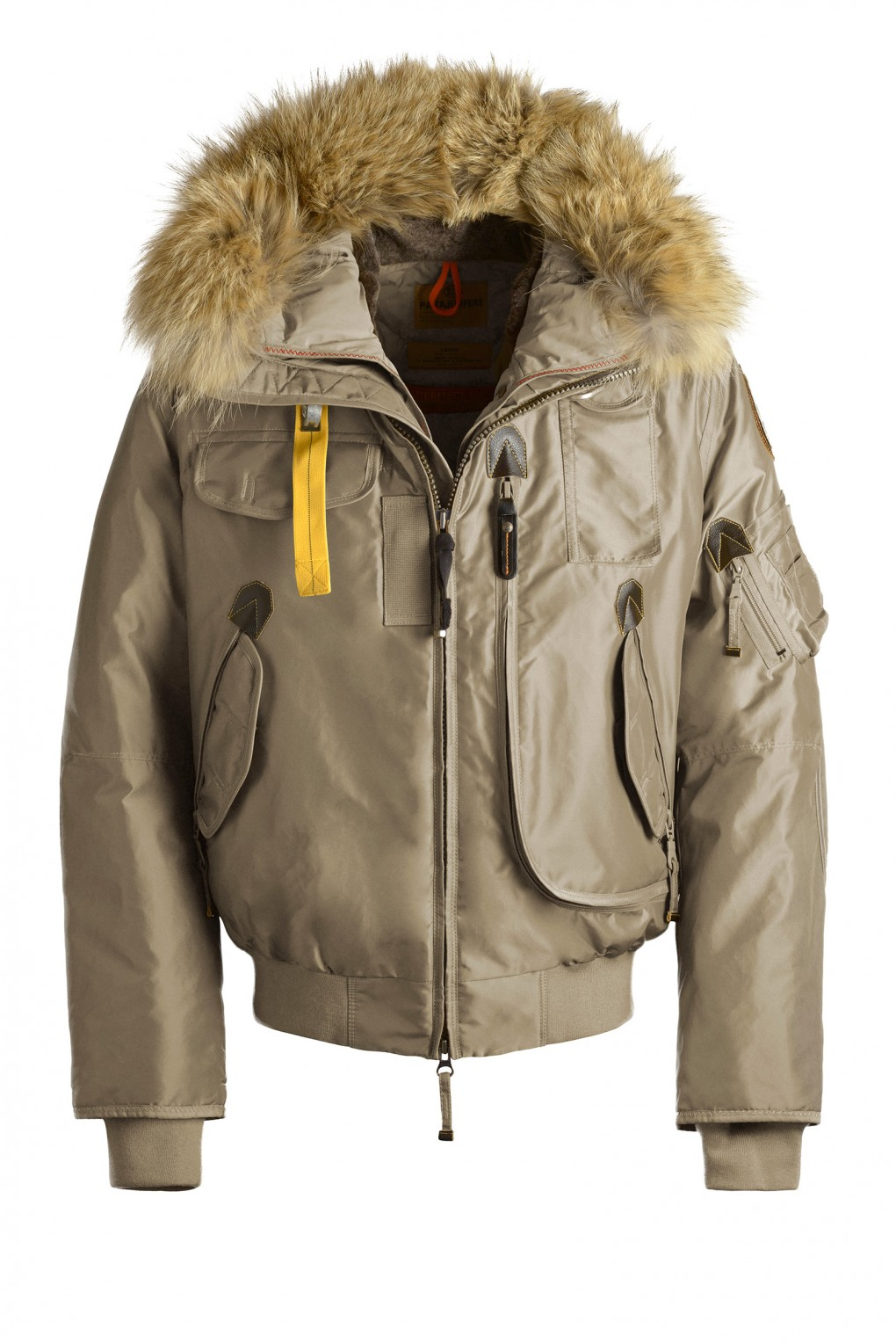 parajumpers GOBI man outerwear Cappuccino