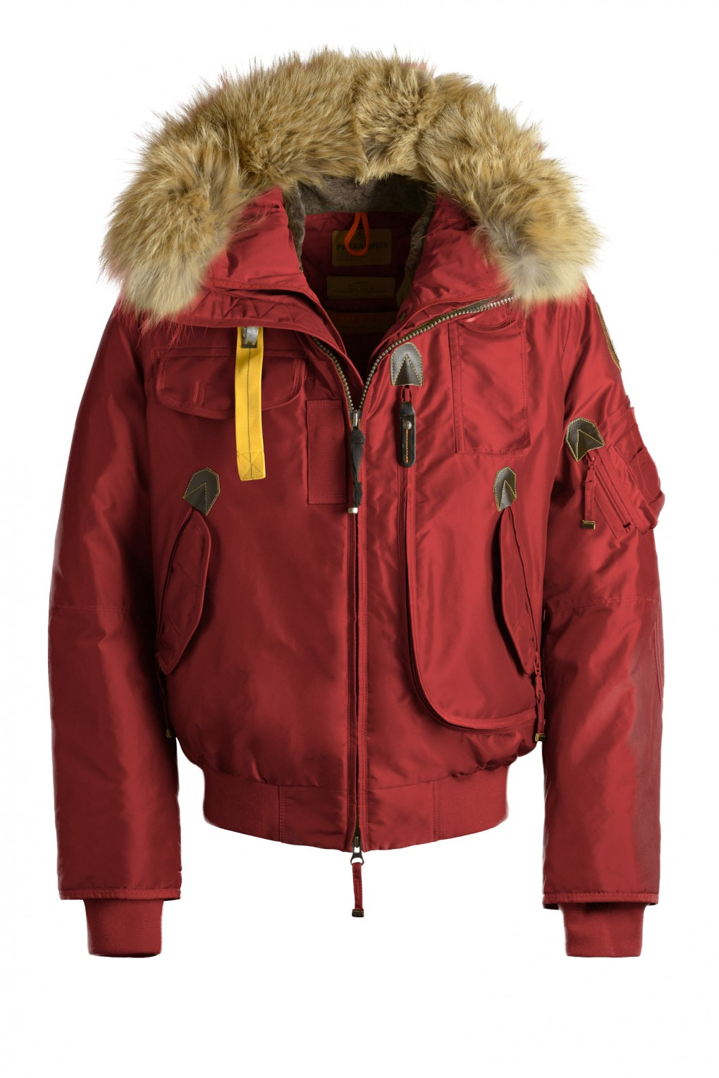 parajumpers GOBI man outerwear Red