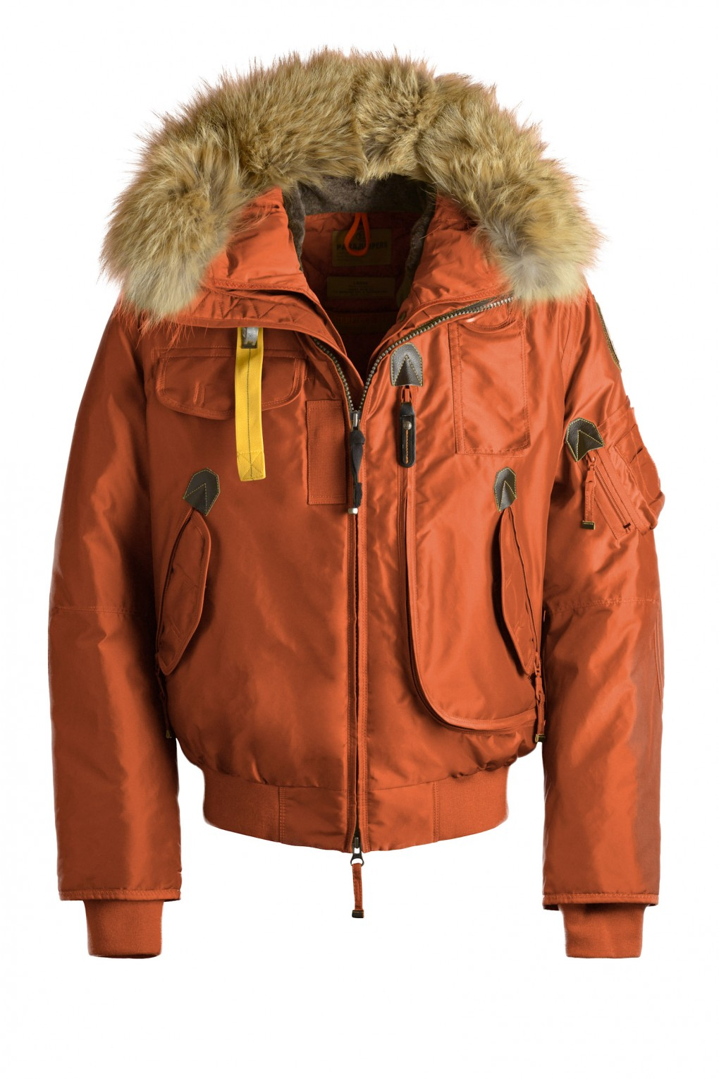 parajumpers GOBI man outerwear Rust