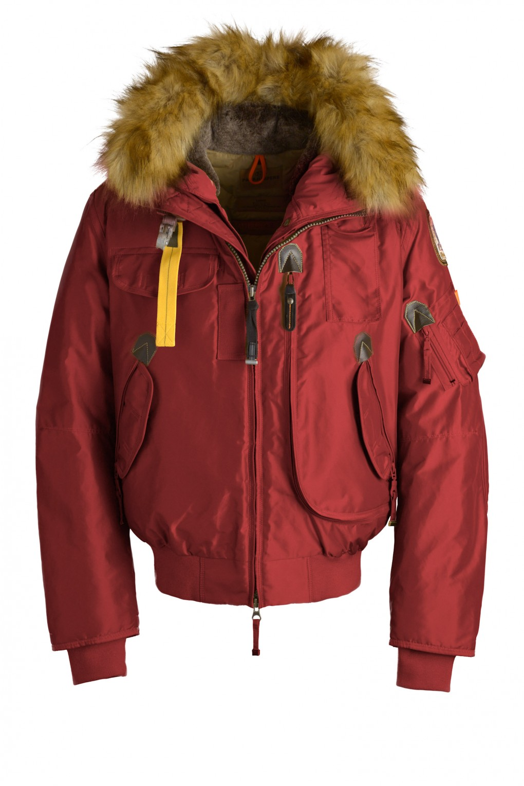 parajumpers GOBI ECO man outerwear Red