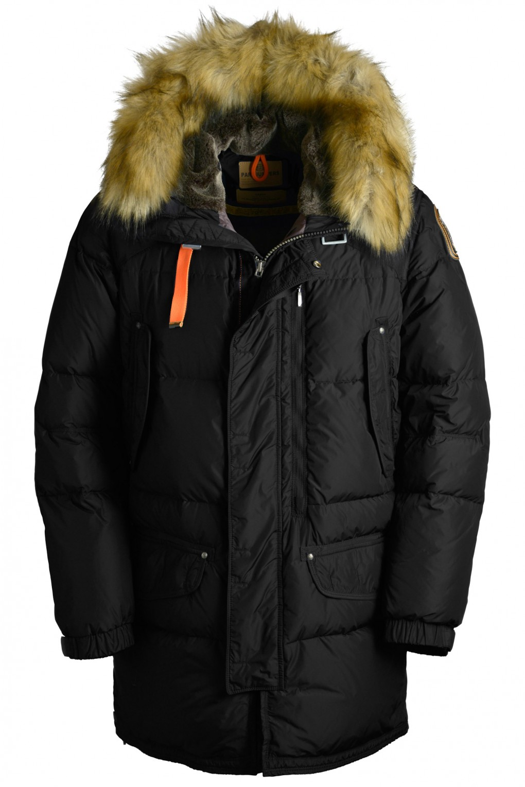 parajumpers HARRASEEKET ECO man outerwear Black