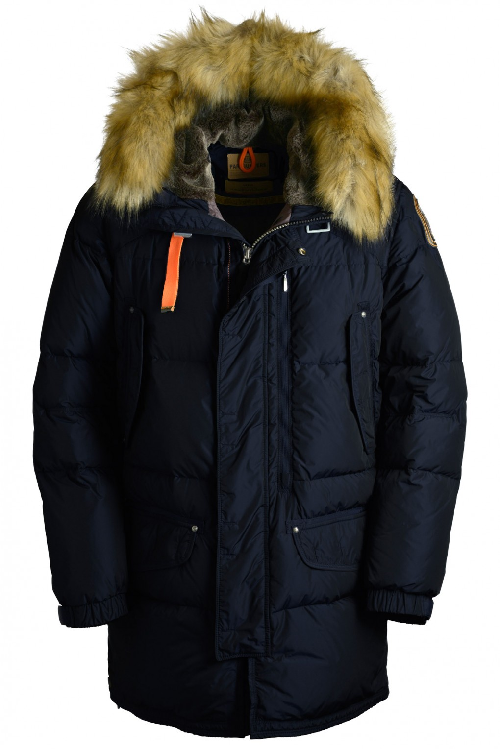 parajumpers HARRASEEKET ECO man outerwear Navy