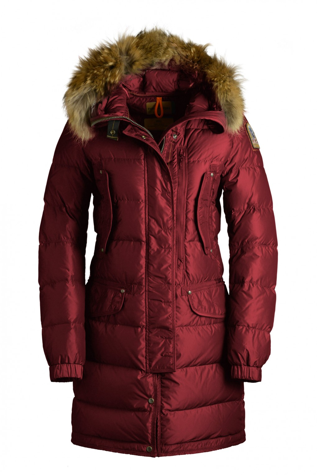 parajumpers HARRASEEKET woman outerwear Red