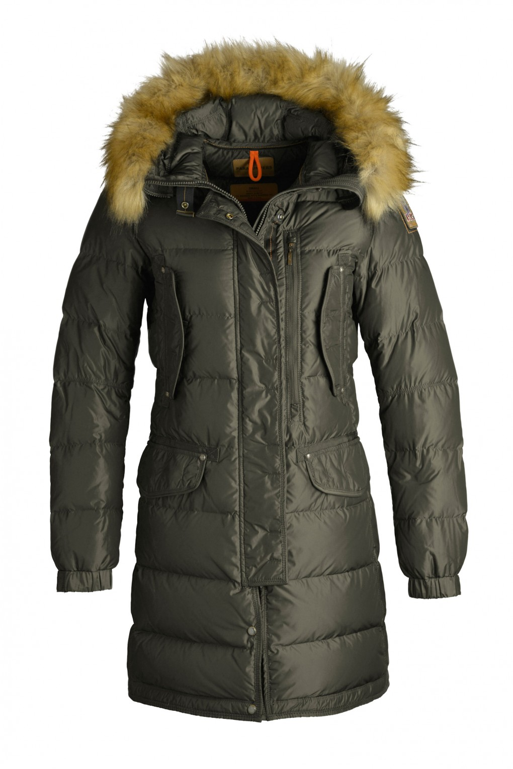 parajumpers HARRASEEKET ECO woman outerwear Army
