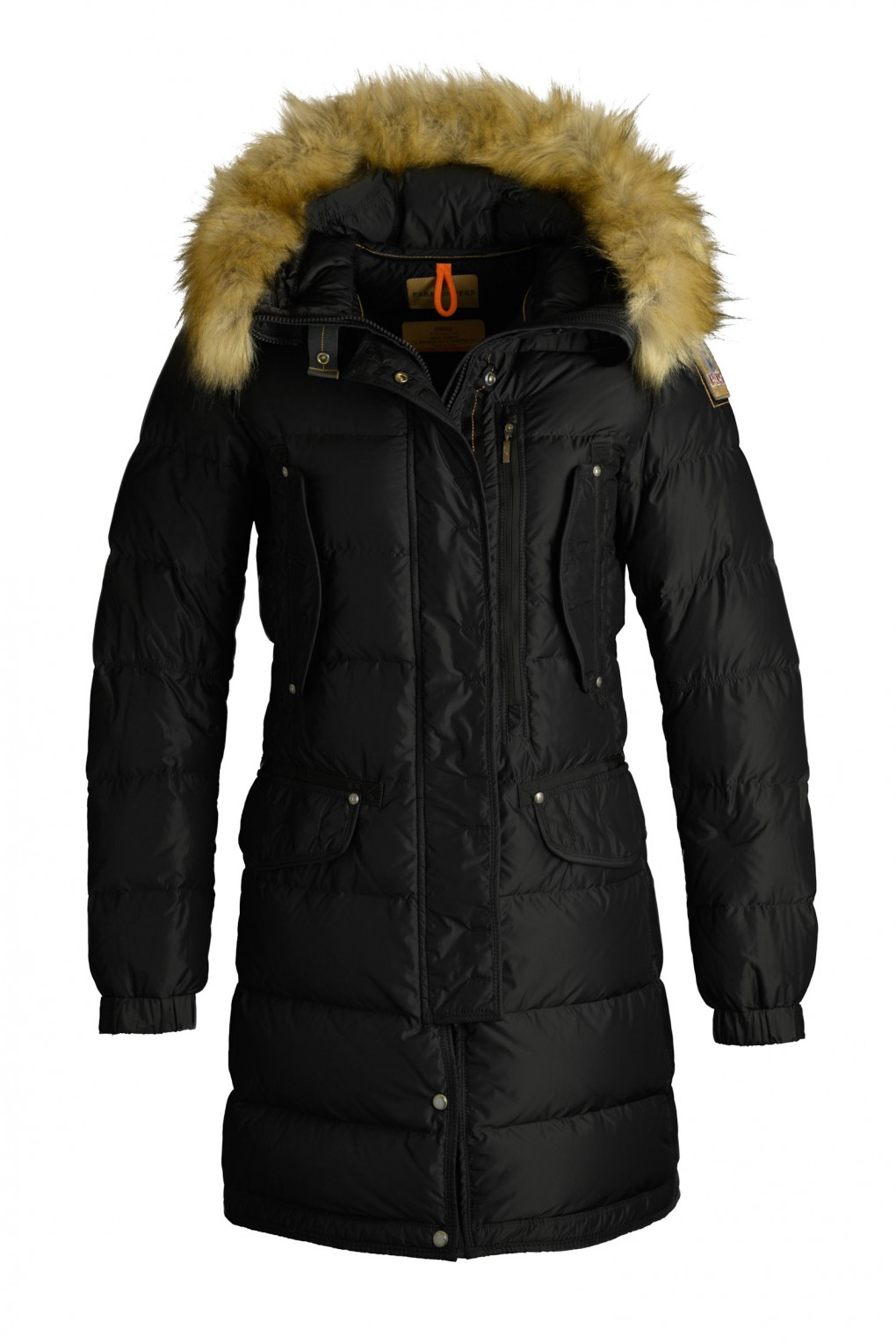 parajumpers HARRASEEKET ECO woman outerwear Black