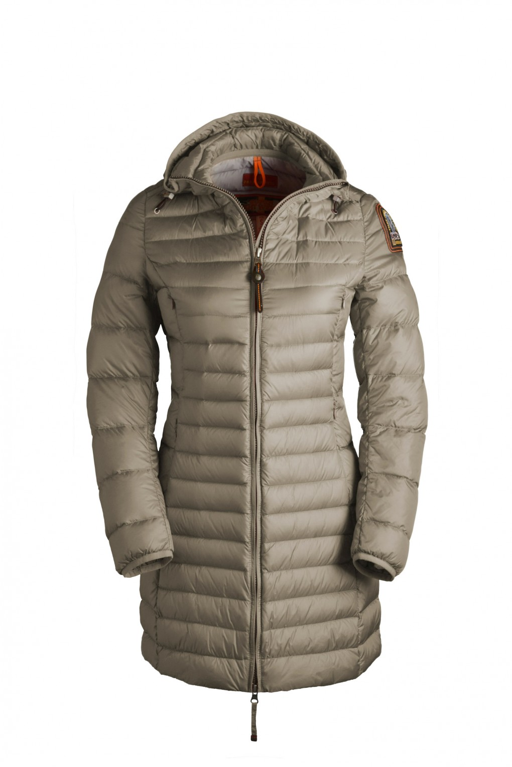 parajumpers IRENE6 woman outerwear Cappuccino