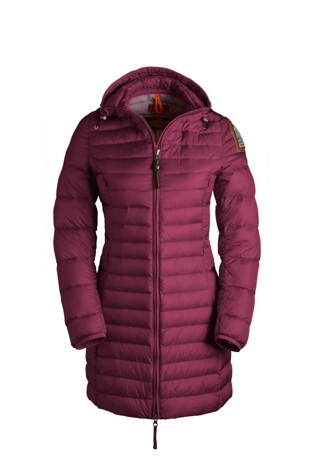 parajumpers IRENE6 woman outerwear Fuchsia