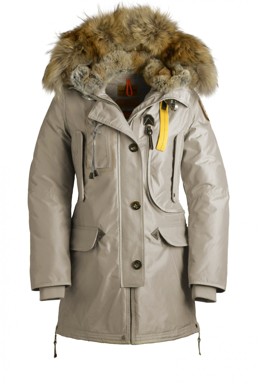 parajumpers KODIAK woman outerwear Cappuccino