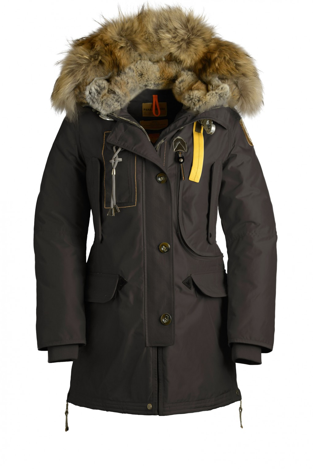 parajumpers KODIAK woman outerwear Brown