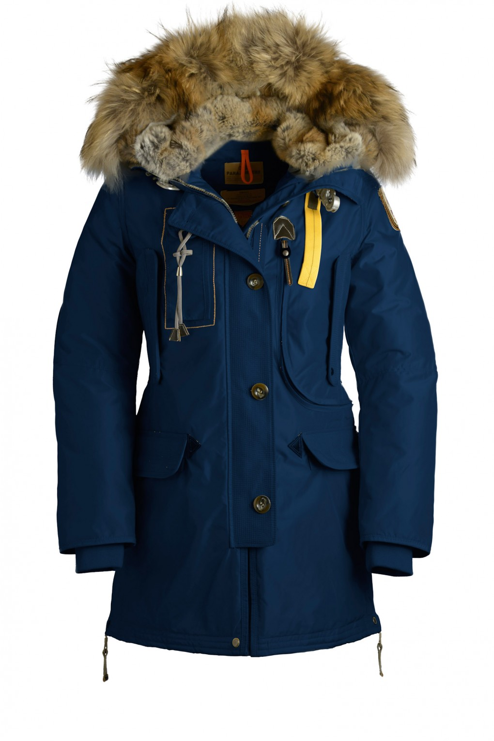 parajumpers KODIAK woman outerwear Royal