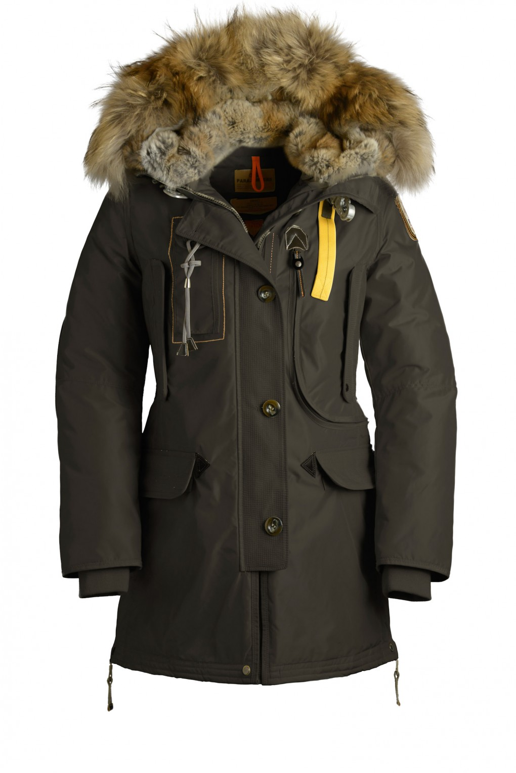 parajumpers KODIAK woman outerwear Olive