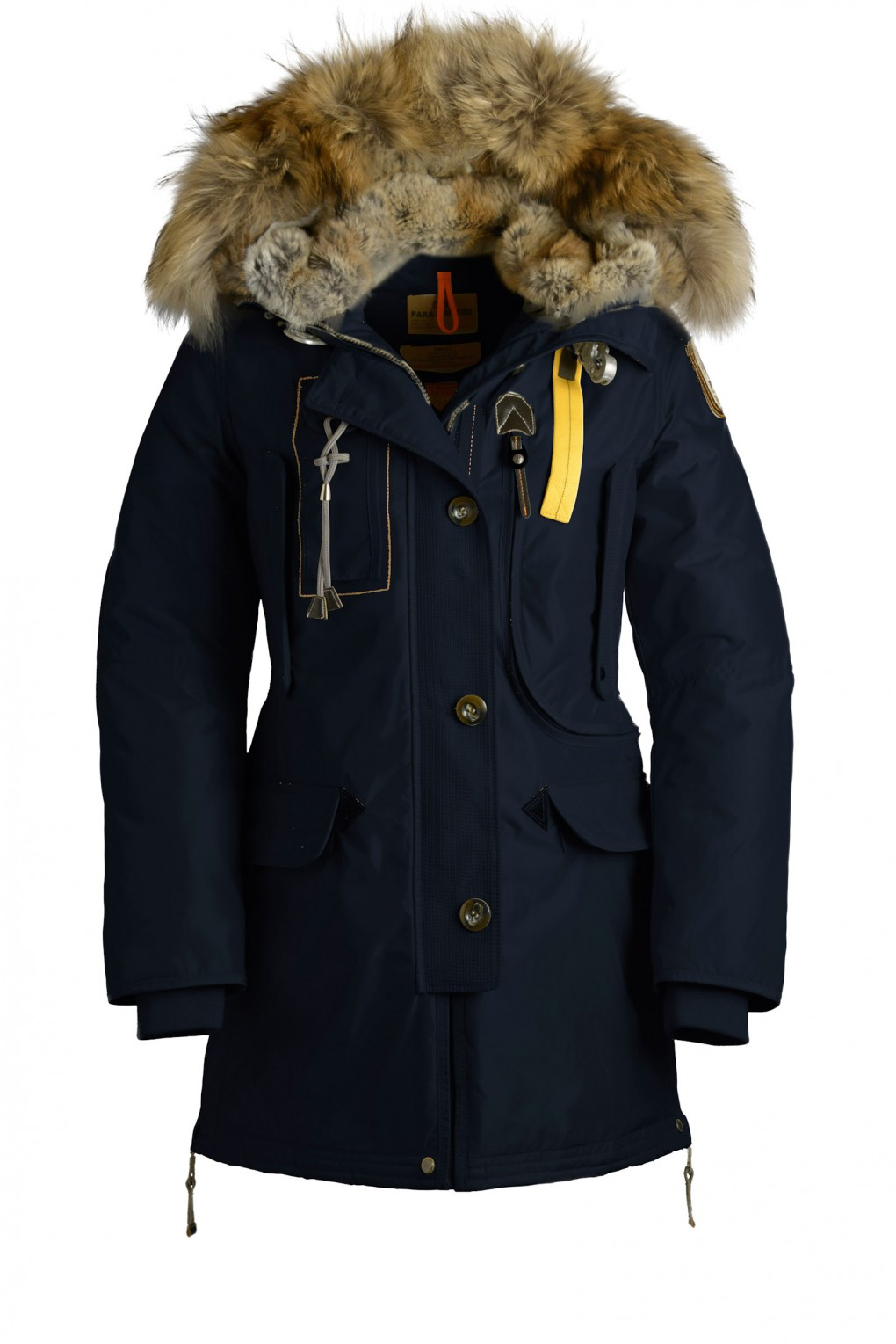 parajumpers KODIAK woman outerwear Navy
