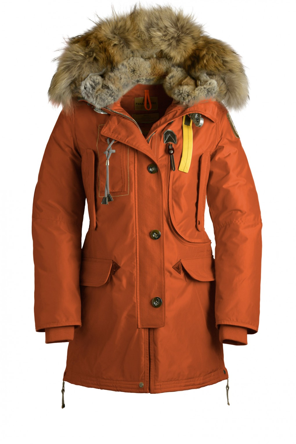 parajumpers KODIAK woman outerwear Rust