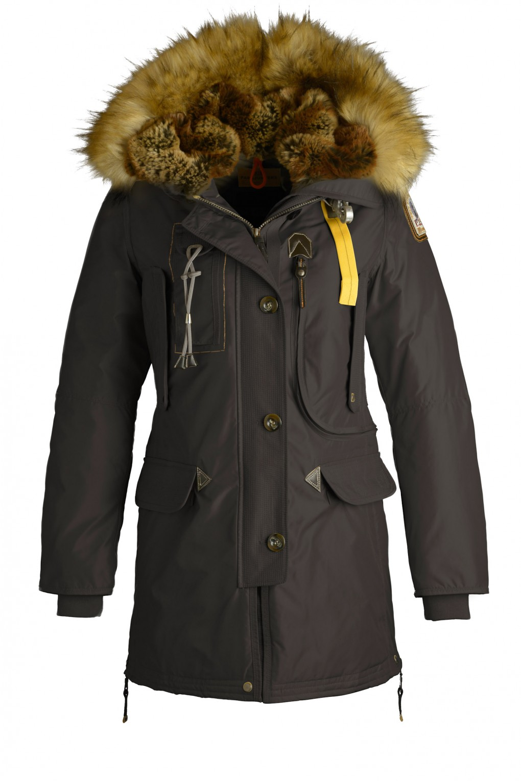 parajumpers KODIAK ECO woman outerwear Brown