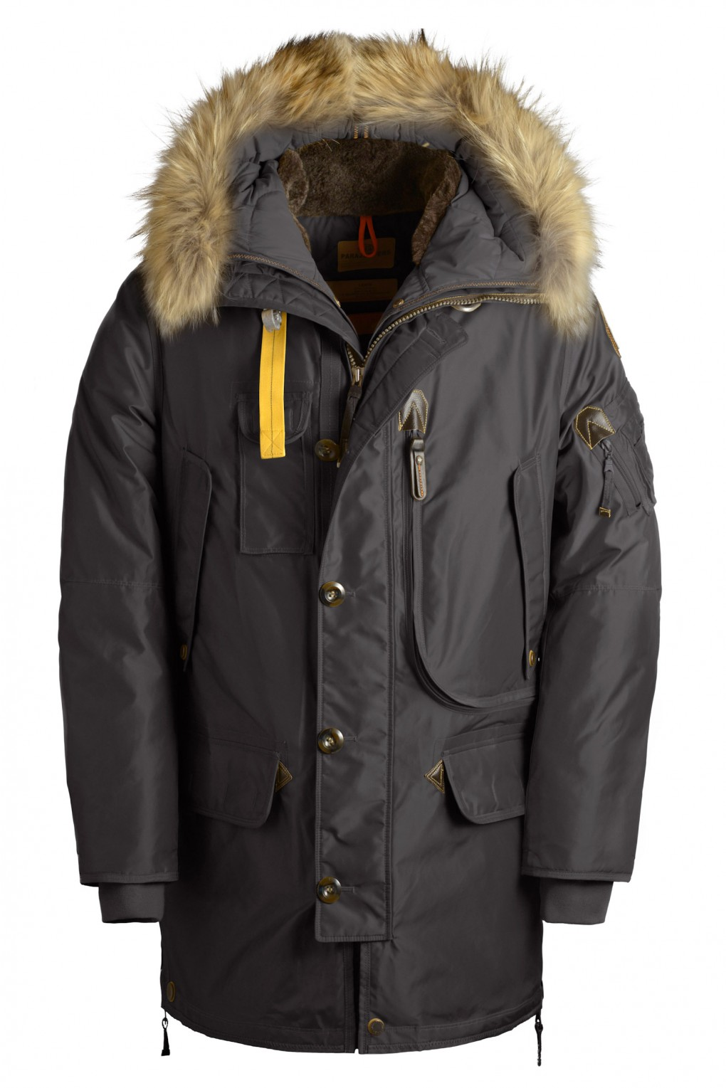 parajumpers KODIAK man outerwear Brown