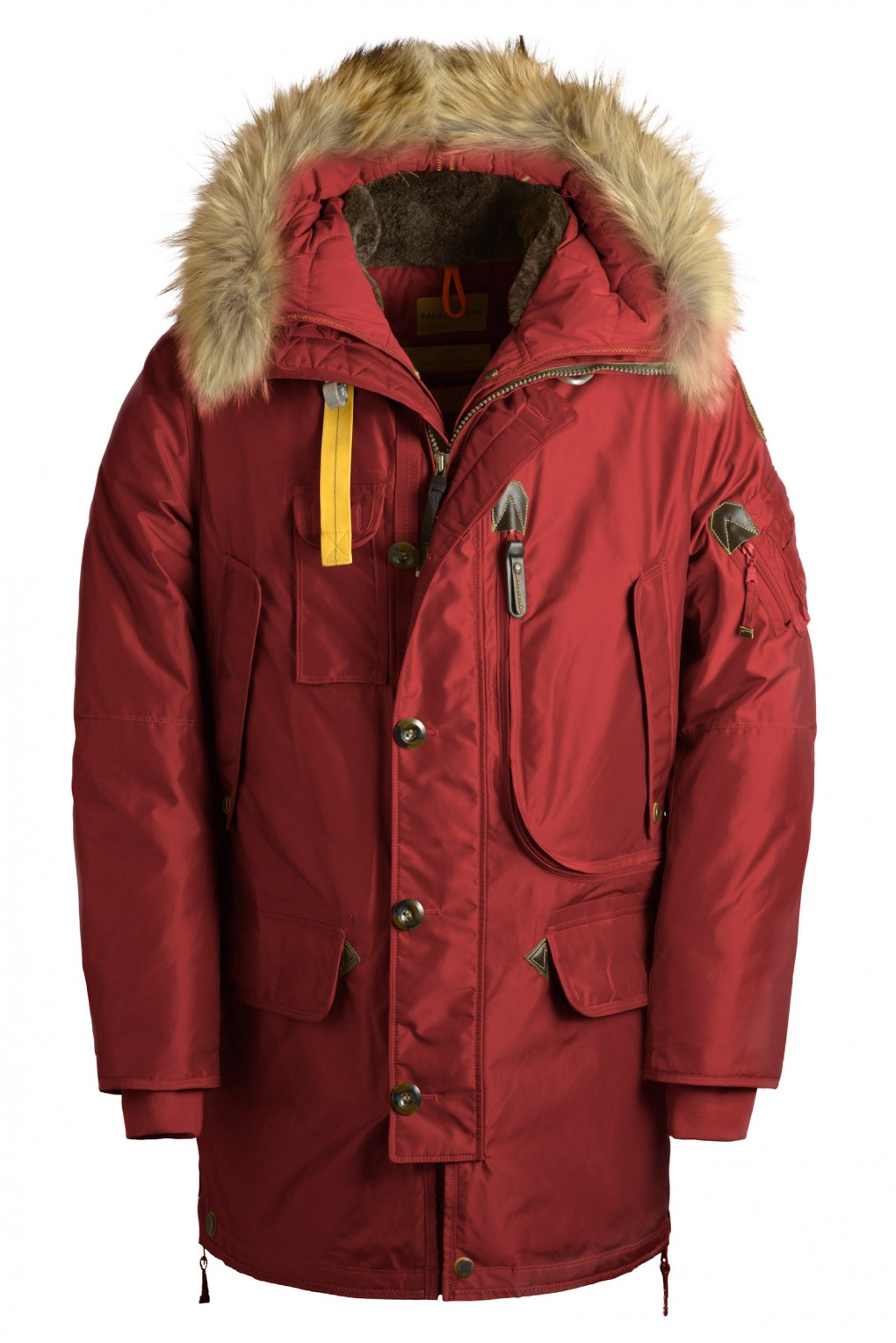 parajumpers KODIAK man outerwear Red