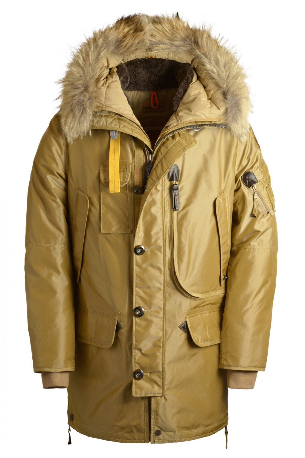 parajumpers KODIAK man outerwear Honey